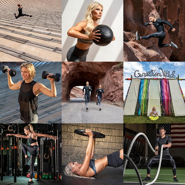 Orange County Fitness Photographer